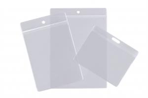Plastikiniai dėklai identifikavimo koretelėms