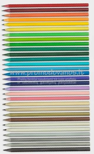 Ekologiški pieštukai iš CD dėklų