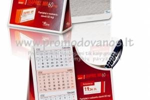 Pieštukinė su kalendoriumi