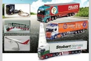 Sunkvežimių modeliukai