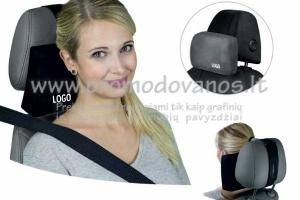 Kelioninė pagalvė – atlošas. Net ir pačių naujausių modelių automobiliai neturi komfortiško galvos atlošo, kuris laikytų galvą saugioje padėtyje. Tarp galvos ir atlošo visada yra tarpas.  šią ergonominę pagalvę rekomenduoja Ortopedai.