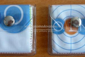 Dėklas mikropluošto servetelėms