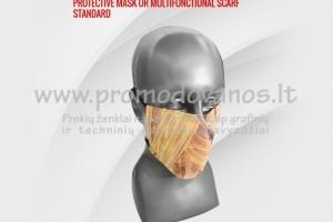 Mikropluošto veido kaukės