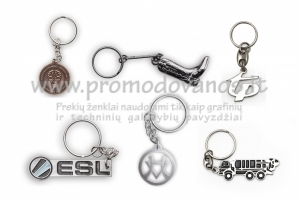 Metaliniai pakabukai individualaus dizaino