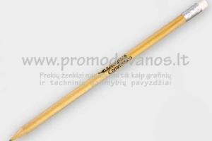 Ekologiški pieštukai SUSTAINABLE TIMBER