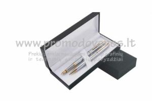 Rinkinys: metalinis tušinukas ir plunksnakotis JTPL