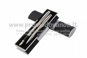 Rinkinys: metalinis tušinukas ir plunksnakotis OTPL