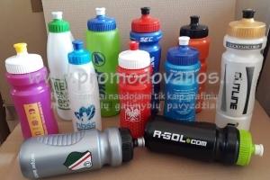Gertuvės - plastikiniai buteliai