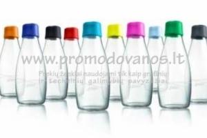 Gertuvės - stiklo buteliai