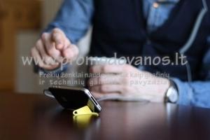 Raktų pakabukas-laikiklis telefonui