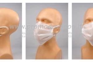 Neaustinės veido kaukės V1