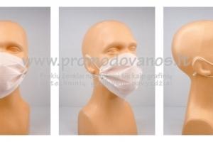 Neaustinės veido kaukės V2