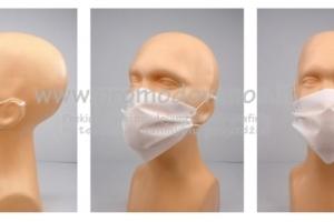Neaustinės veido kaukės V3