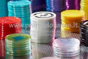 Plastikiniai žetonai