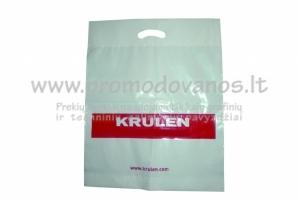 Plastikiniai maišeliai 21 x 30 cm/ 0,05 mm
