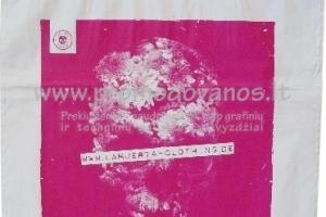 Plastikiniai maišeliai 25 x 35 cm / 0,05 mm