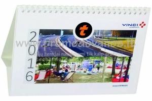 Staliniai pastatomi kalendoriai 214x155 mm