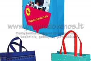 Personalizuoti medžiaginiai maišeliai su pilna spauda BIG