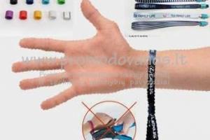 Juostos pakabukai Event wristband