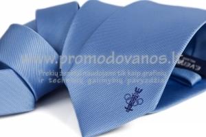 Kaklaraištis su austu logotipu
