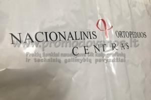 Plastikiniai maišeliai 30 x 40 cm / 0,05 mm