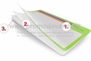 Organaizeriai: lapai ant stalo